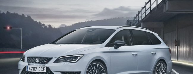Seat Leon Cupra ST - новый триумфатор Нюрбургринга