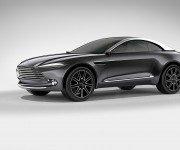 Aston Martin решил создавать свою платформу для нового SUV.
