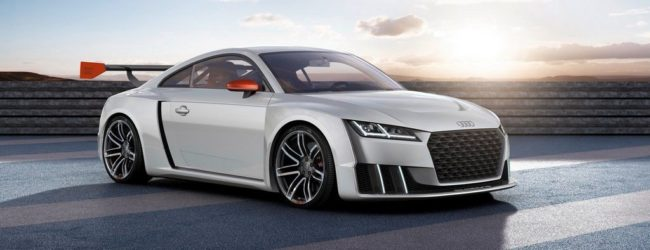 Новый Audi TT Clubsport turbo