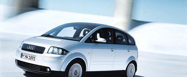 Audi выпустит городской мини-автомобиль