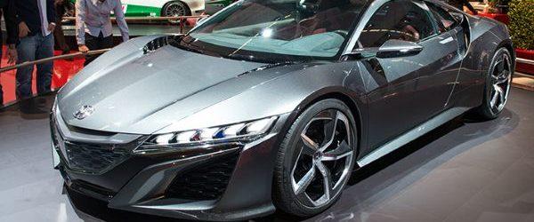 Honda выпустит самый заряженный NSX в 2018-ом