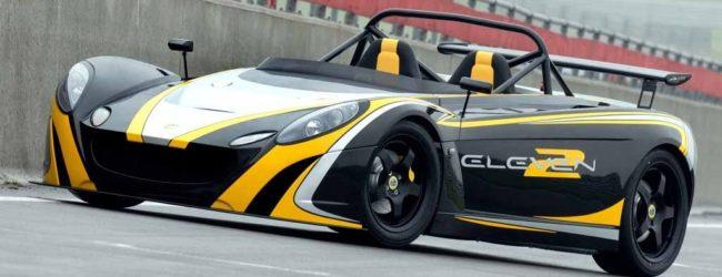 Lotus 3-Eleven - очередной покоритель Нюрнбургринга