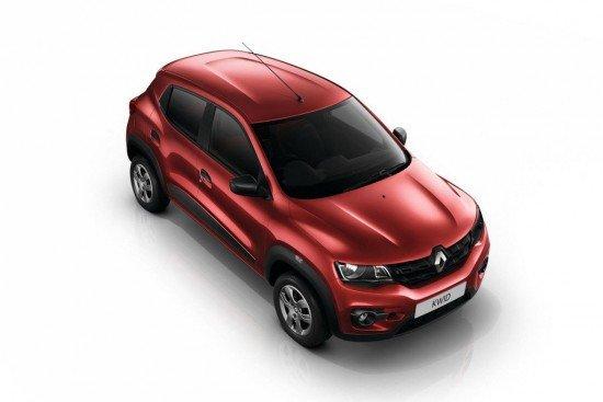 """Новый """"бюджетник"""" Renault Kwid"""