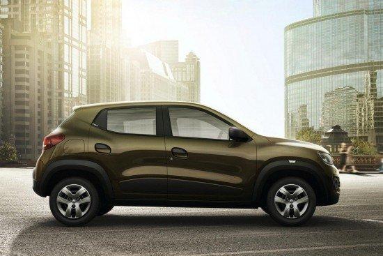 Новый Renault Kwid