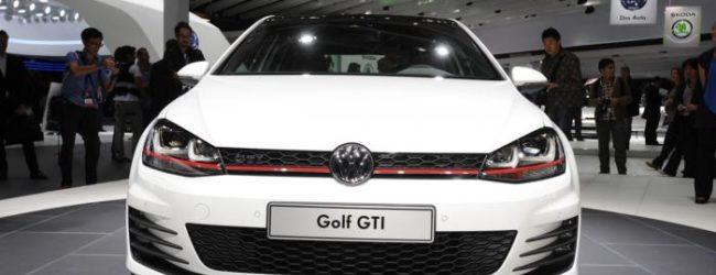 Volkswagen Golf GTI Clubsport Concept 2015