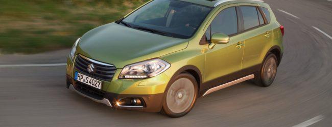 Тестирование новой Suzuki SX4