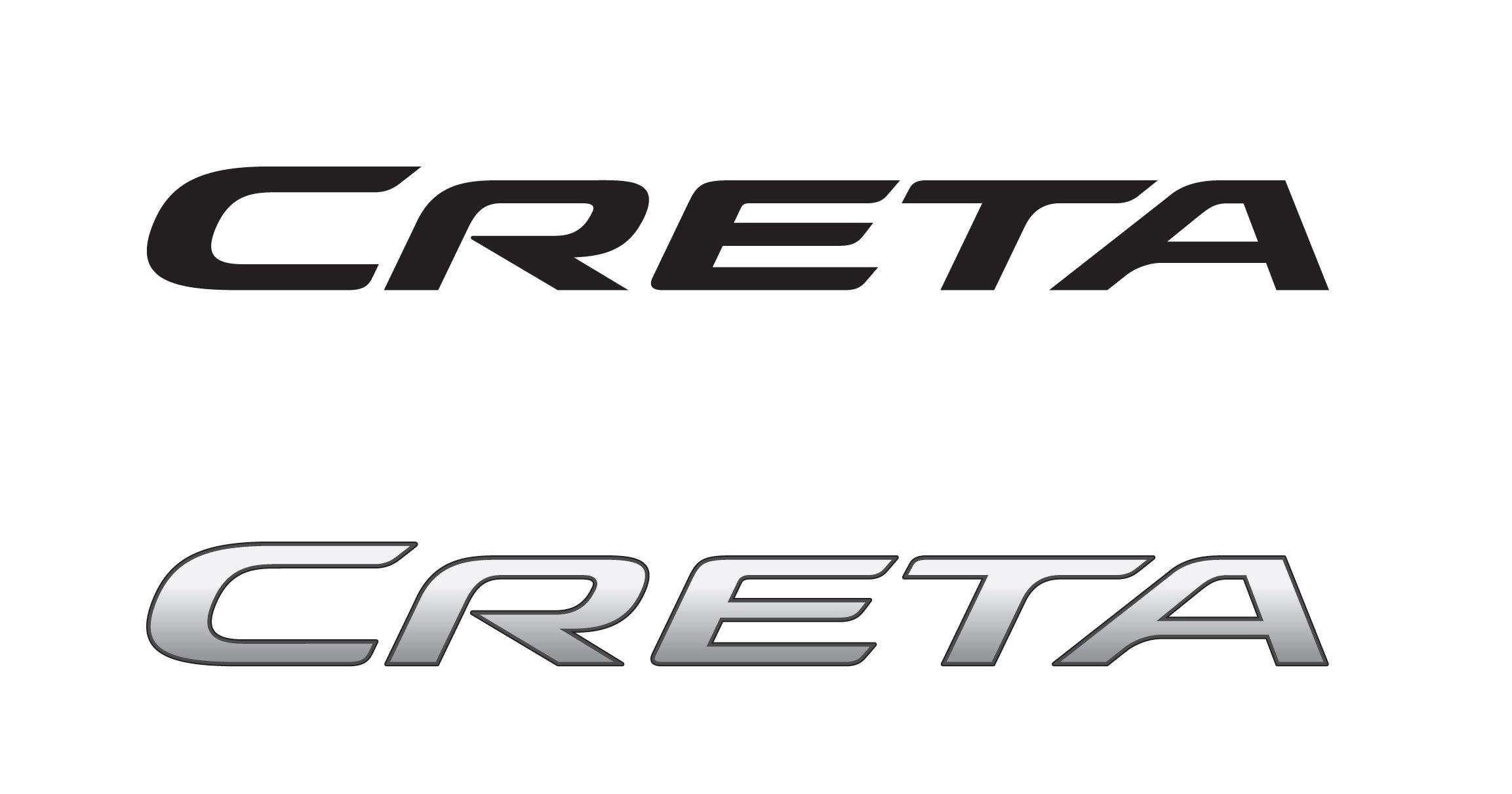 эмблема Hyundai Creta