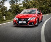 "2015 Honda Civic Type R на ""прогулке"""