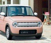 Suzuki презентовала модель Alto Lapin для женщин