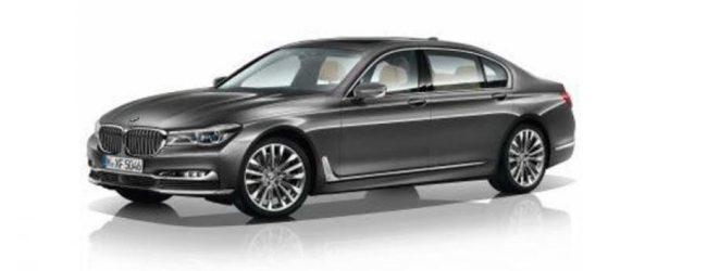 BMW 7-Series шестого поколения