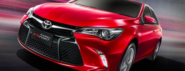 Toyota Camry ESport 2016