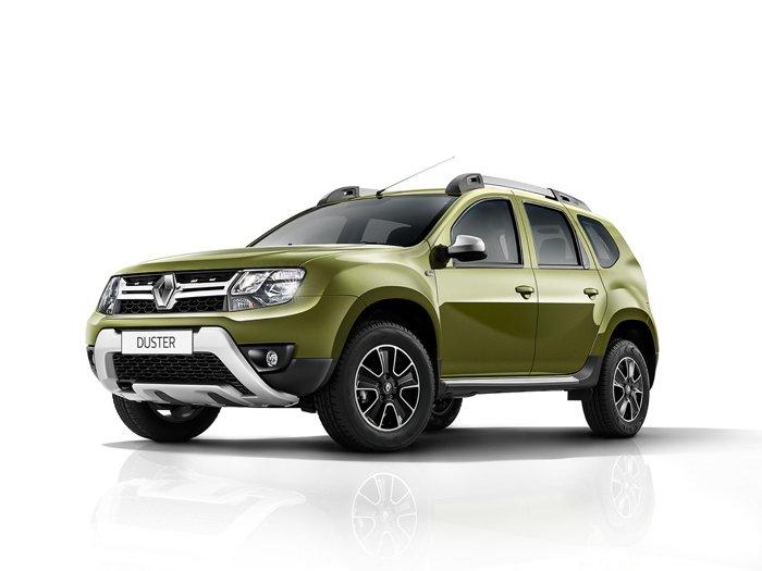 Обновлённый Renault Duster