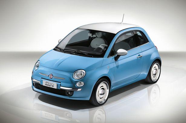 Обновлённый Fiat 500 представят 11 июля