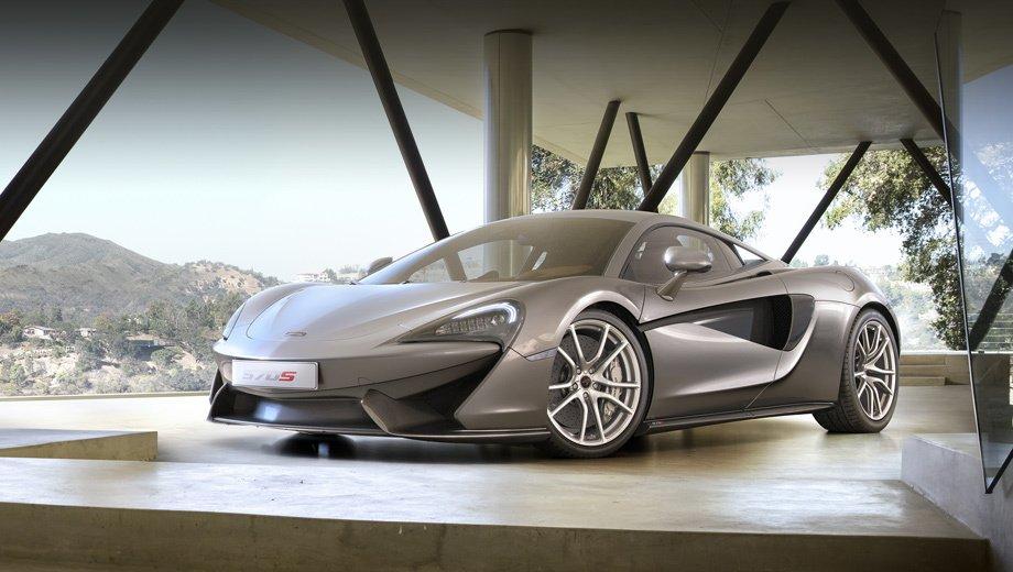 Выход Mclaren Gran Turismo запланирован на 2016 год