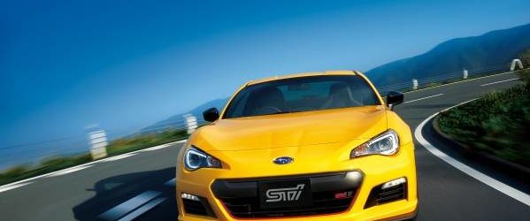 Subaru усовершенствовала купе BRZ