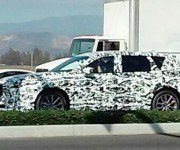 Новая Mazda CX-9 в камуфляже тестируется на дорогах США