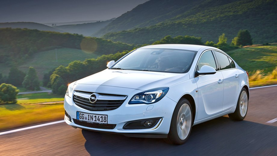 Opel Insignia стал едва слышимым