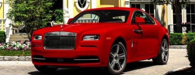Rolls-Royse Wraith St. James
