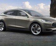 Tesla X - самый быстрый внедорожник