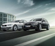 Обновленная линейка BMW Alpina D3 Bi-Turbo, вид спереди