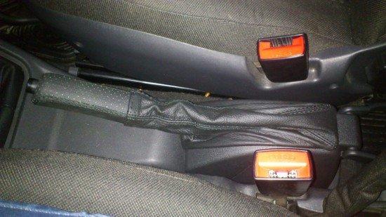 Рычаг ручного тормоза ВАЗ 2110