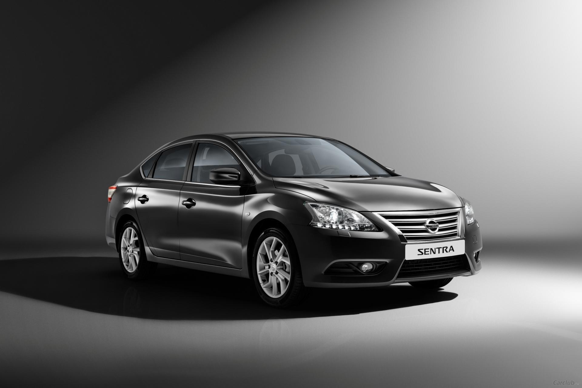 Экстерьер новой Nissan Sentra