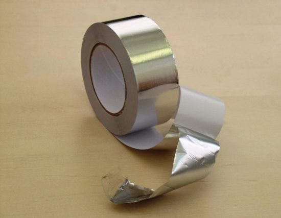 Металлизированный скотч в качестве материала для восстановления отражателя