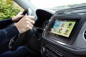планшет в машине своими руками