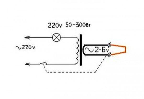 Схема регрувера