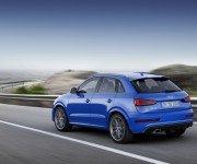 Audi RS Q3 вид сзади