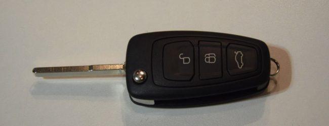 Ключ-брелок Форд Фокус 3