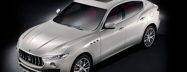 Maserati Levante 2017