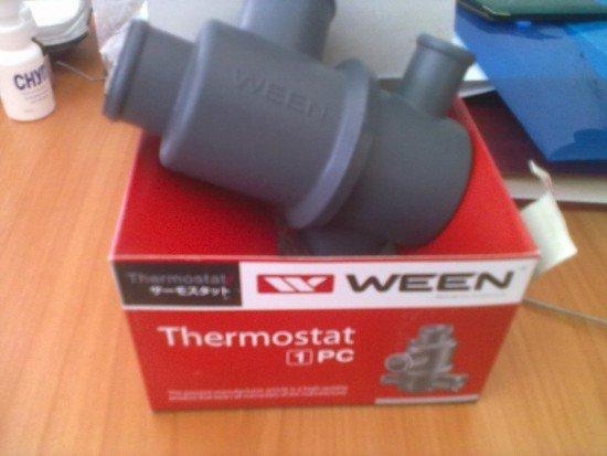 Термостат ваз 2114 инжектор 8 клапанов