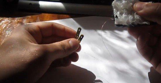 Чип иммобилайзера помещается в коробку