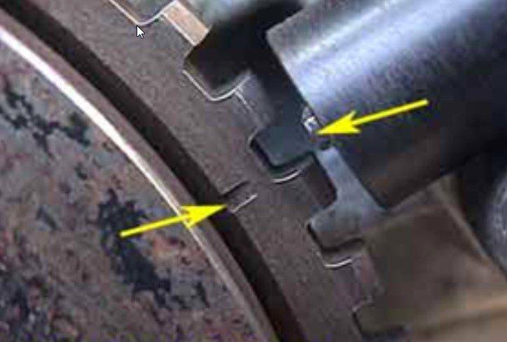 метки грм ваз 2107 инжектор фото