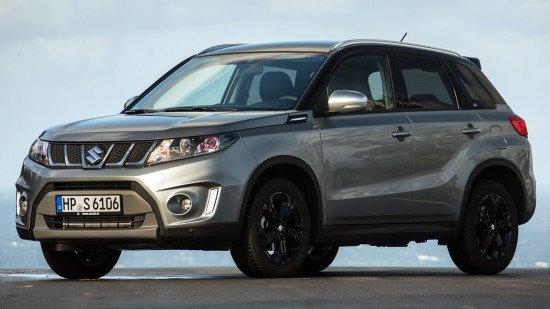 Suzuki Vitara S, вид сбоку