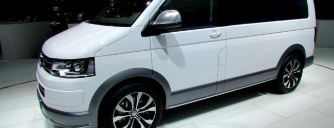 Volkswagen T6 E-Motion