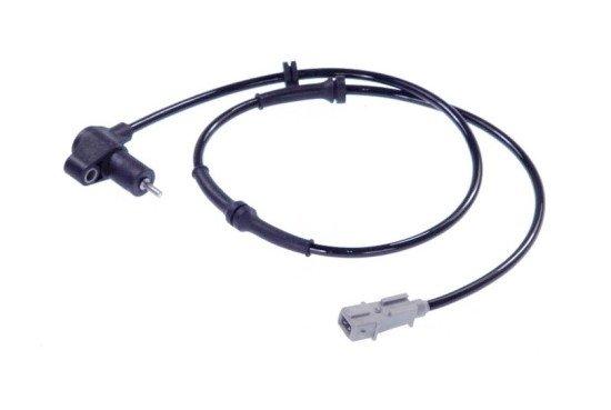 Датчик АБС с проводом, уплотнительными резинками и разъёмом