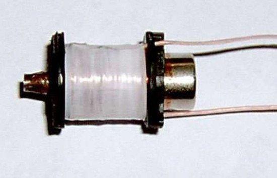 Катушка датчика АБС с изолированной обмоткой