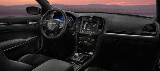 Панель приборов Chrysler 300S