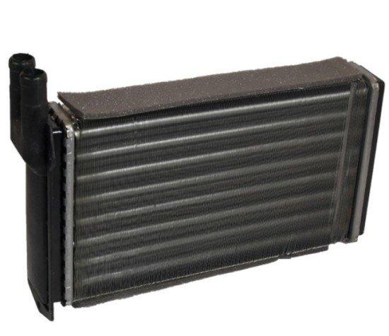 Радиатор отопителя автомобиля ВАЗ 2114