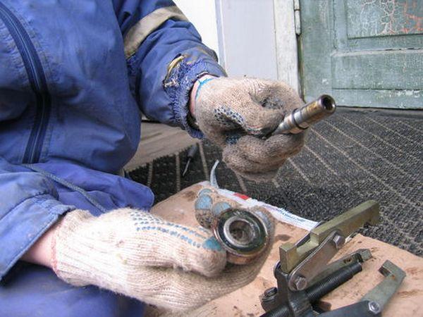 ремонт гидроусилителя руля шевроле своими руками