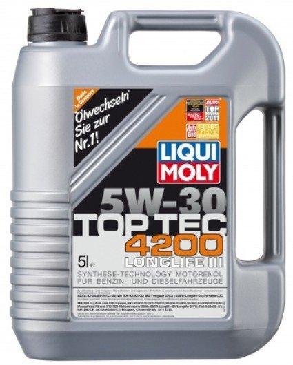 Гидрокрекинговое масло Top Tec 4200