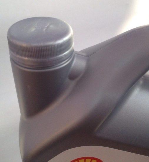 Оригинальная крышка канистры моторного масла Shell