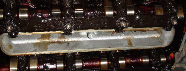 Проблемы с маслом в двигателе