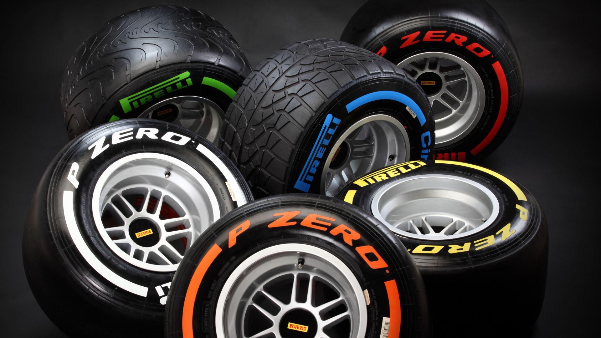 Автомобильные колёса P Zero от Pirelli