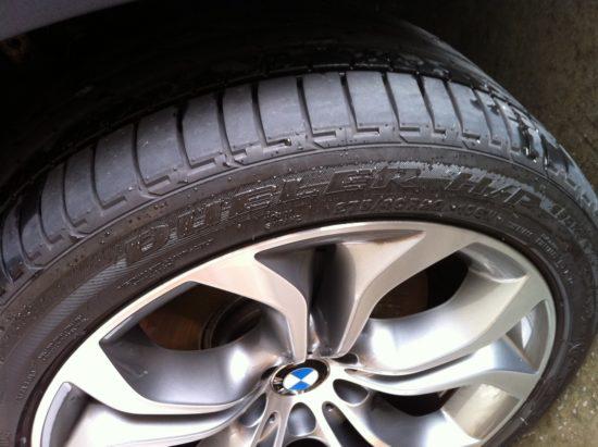 Bridgestone Dueler H/P Sport RFTs