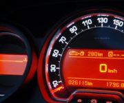 Электронаая приборная панель автомобиля