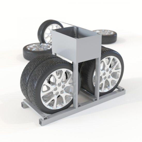 Оборудование для хранения автошин
