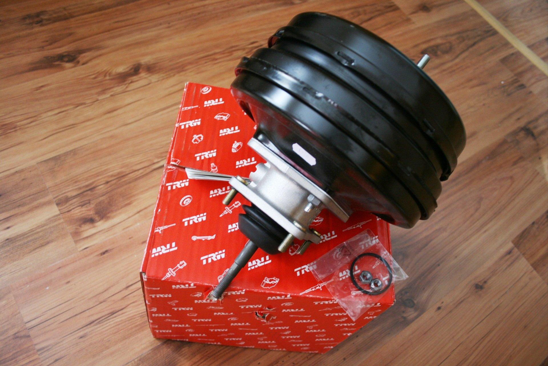 схема вакуумного усилителя тормозов ваз 2106
